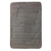 Kingfansion Luxurious Memory Foam Non-slip Bath Floor Mats Mat Carpet Rugs