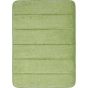 Kingfansion Splendid Rugs Memory Foam Bath Mat Carpet Floor Mat