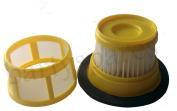 bartyspares Bucket Filter For Home-Tek Hunter Ht807 Hg205 Handheld Vacuum Cleaner Hoover