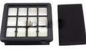 bartyspares Vacuum Cleaner Hoover Hepa Filter Kit For Vax Centrix 3 V-2000C C90-Vc-P-A