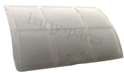 bartyspares Exhaust Filter For Sebo X1, X2, X3, Xp2, Xp3, Xp4, X4, X5 Extra Vacuum Cleaner Hoover 5143