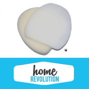 Shark NV400 Home Revolution Brand Replacement Foam and Felt Filter Kit; Made To Fit Shark NV400 Models. Part # XFF400