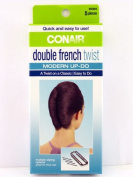 Conair Double French Twist Updo - 5 Piece Kit