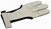 Rose City Archery Leather Glove