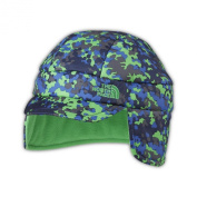 The North Face Baby Flapjacks Hat Krypton Green XS
