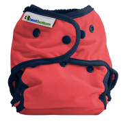 Best Bottom Cloth Nappy, Coral Reef