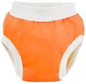 Kushies Baby PUL Training Pant, Orange, Large