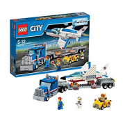 LEGO 60079 City Space Port Training Jet Transporter