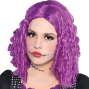 Amscan International Adults Damaged Doll Wig