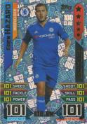 Match Attax 2015 2016 Eden Hazard Chelsea Club 100