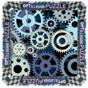 Cheatwell Games Optillusion Cogs Puzzle