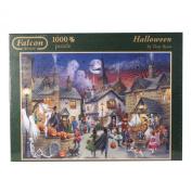 Falcon de Luxe - Halloween Jigsaw Puzzle