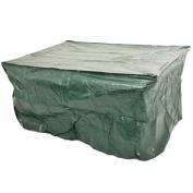 Woodside Green 1.8m Rectangle Waterproof Garden Table Furniture Cover