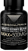 Absonutrix White Kidney Bean Extract Max Phaseolus Vulgaris PE 10:1 500mg carbohydrate blocker slimming fat burn 60 caps