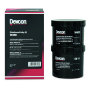 Devcon 10610 Aluminium Putty F, 0.5kg. Can