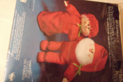 Mr and Mrs Clause Soft Sculpture Doll Kit