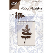 Joy Craft Autumn Leave Clear Stamp