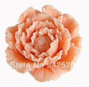 3d Flower Peony Silicone Soap Mould,moulds Silicone Forms for Soap, Silica Gel Mould,silicon Moulds