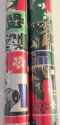 2015 Licenced Christmas Wrap Paper (2 Rolls)