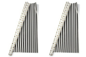 Kate Spade New York Gift Wrap 2 Pack