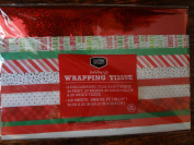 Berkley Jensen Christmas Holiday Gift 140 Wrapping Tissue