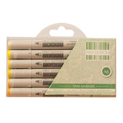 Trimcraft Paper Crafts (1-Pack) First Edition Markers Yellows FETMK007