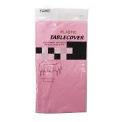 Flomo TC303 140cm x 270cm . Pastel Pink Rectangular Table Cover, Case of 36
