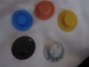 Lot of 288 pc. Hat Charm - Party Favours , Crafts, Decor, Cake Topper