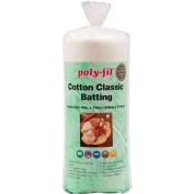 Cotton Classic C120 300cm x 300cm . Traditional Quilt Batting - Natural, King