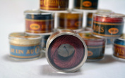 Fil Au Chinois Waxed Linen Single Ply Sewing Thread in 50m Capsules - CHOOSE your colour - MADE IN FRANCE