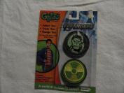 Gutzy Gear Avengers Hulk Patches