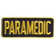 PARAMEDIC Patch 11 x 4 - Medium - Gold/Navy - Backpatch