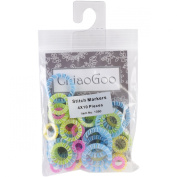 ChiaoGoo Stitch Markers, Set of 40