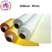3 Yards 80 Mesh 130cm (1.27m) Width Silk Screen Printing (3 yards 80 mesh