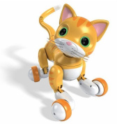 Educational Toys-Kids Electronics-Zoomer Kitty, Interactive Cats-Orange-Toys Games-Guarenteed