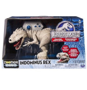 Educational Toys-Kids ElectronicS-Zoomer Dino Indominus Rex Collectible Robotic Edition-Toys Games-Guarenteed