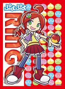 """Character Sleeve Collection Puyo-puyo """"Ringo"""""""