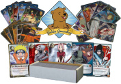 500 Assorted Naruto Collectible Cards With Rares and Foils! By Golden Groundhog!