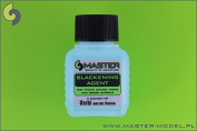 Master Model Blackening Agent for Photoetched & Machined Brass Part 50mL #MM-001