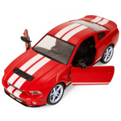 Goplus® New 1/14 Radio Remote Control RC Model Car Ford Mustang Shelby GT500 Red New