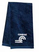 Conrail Herald Embroidered Hand Towel Navy [23]