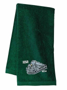 UP Big Boy 4014 Embroidered Hand Towel Forest Green [18]
