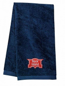 Chicago Rock Island Embroidered Hand Towel Navy [19]