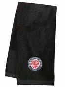 Atlantic Coast Line Embroidered Hand Towel Black [14]