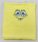 Spongebob Small 100% Cotton Towel - 70cm x 41cm