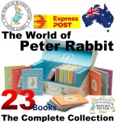 QUICKBOOKS | The World of Peter Rabbit - The Complete Collection of Original Tales 1-23 |EXPRESS POST | CHRISTMAS PRESENT | Get the Best 2015 Christmas Gift