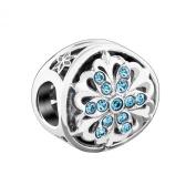 Authentic Chamilia Luminous Indicolite. Crystals 2025-1666