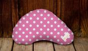 Littlebeam LBPN16 Dots Nursing Pillow, Classic Cotton Collection