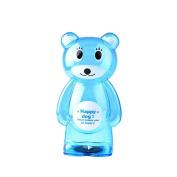 Baidecor Plastics Blue Bear Money Box Piggy Bank