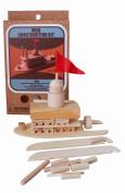 Wooden Mini Constuction Kit